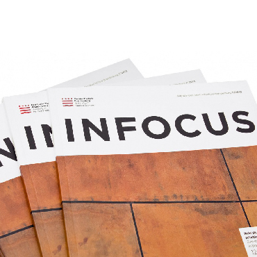 Infocus – FH Brandenburg Magazine 02/13