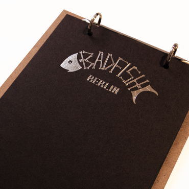 Badfish Menu