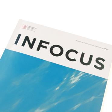 Infocus – FH Brandenburg Magazine 03/15